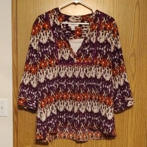 Dress Barn blouse size 18/20